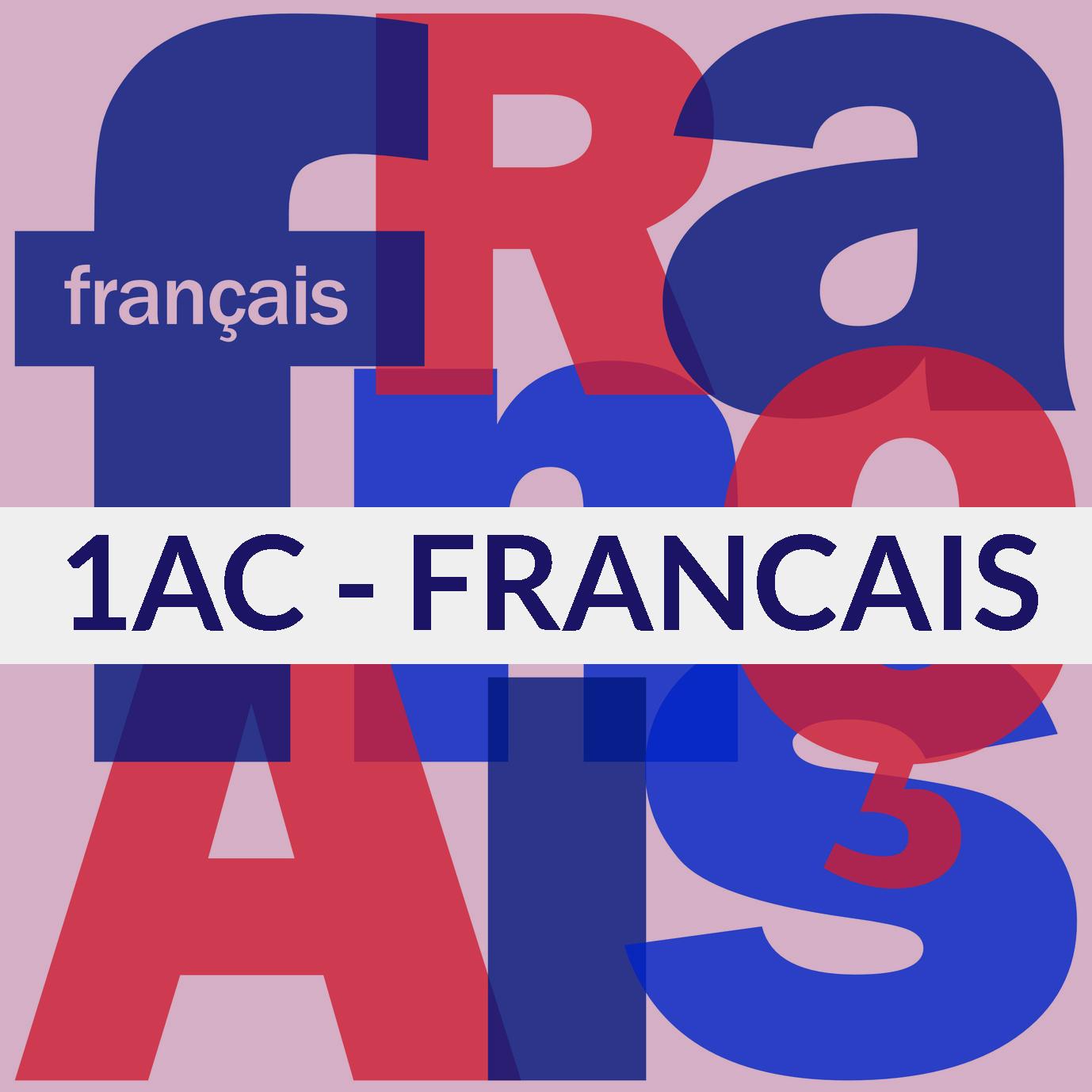 1AC-FRANCAIS course image