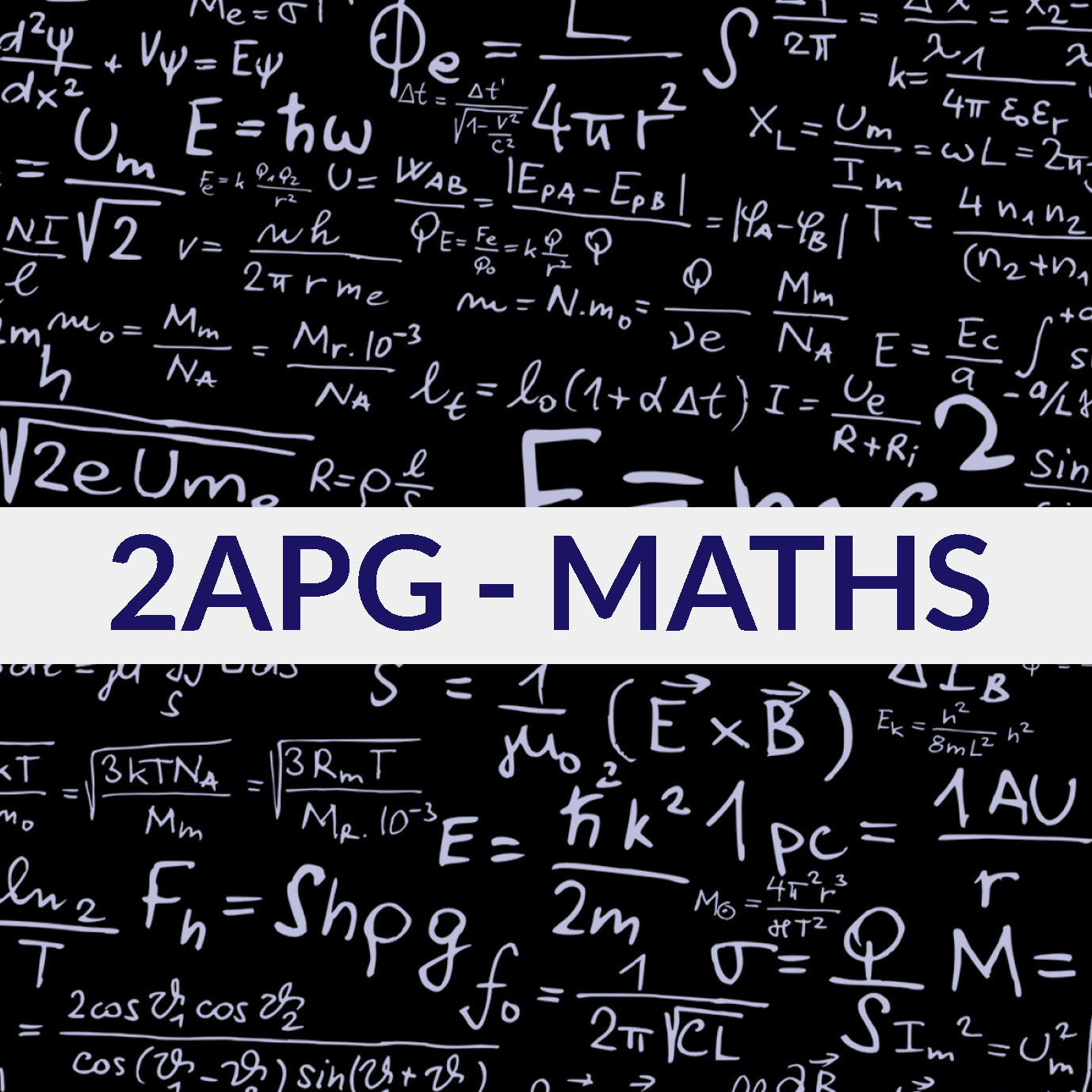 2APG-MATHS course image