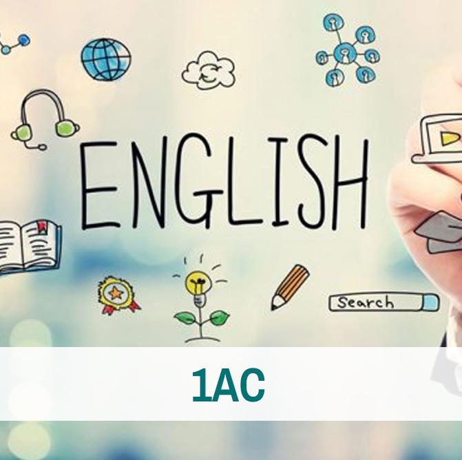 1AC-ENGLISH course image
