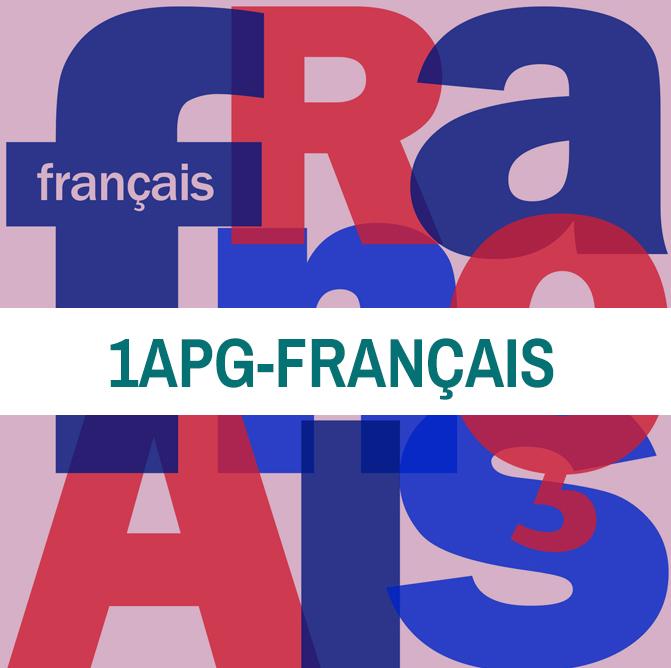1APG-FRANCAIS course image