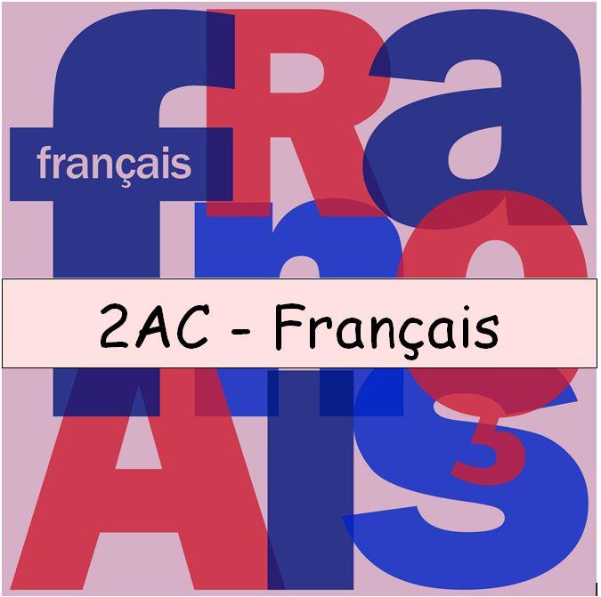 2AC-FRANCAIS course image