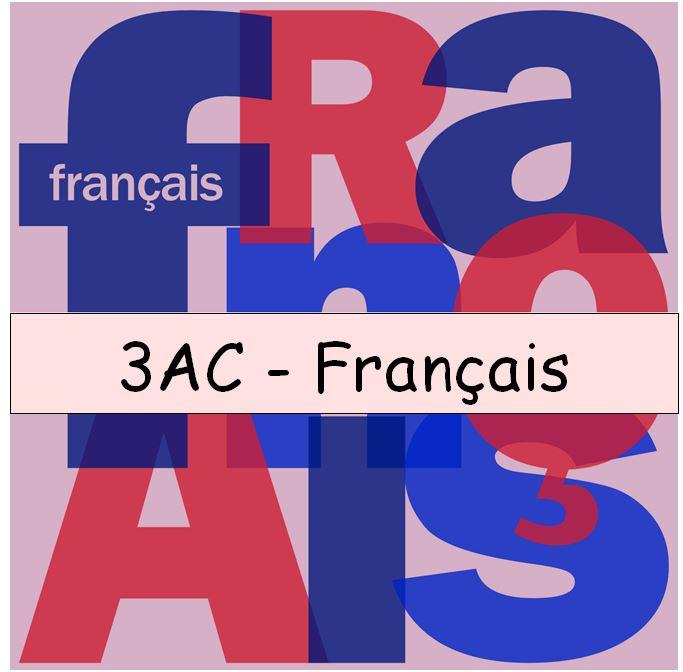 3AC-FRANCAIS course image