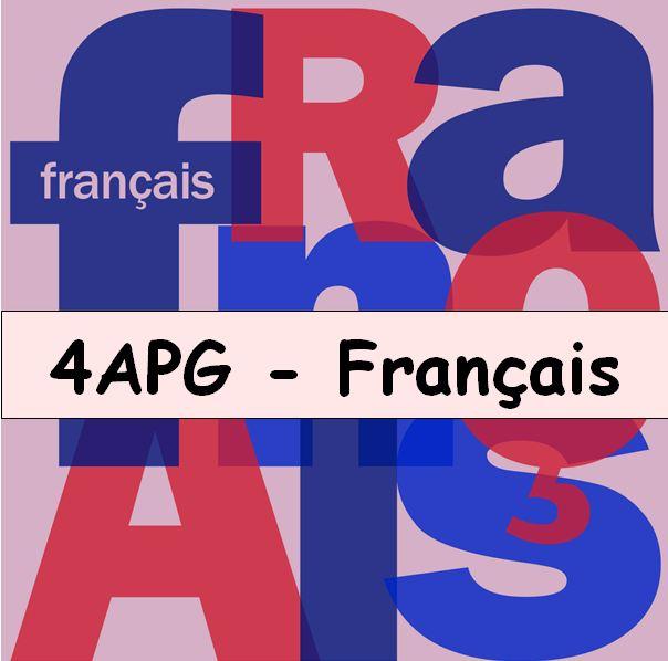 4APG-Français course image