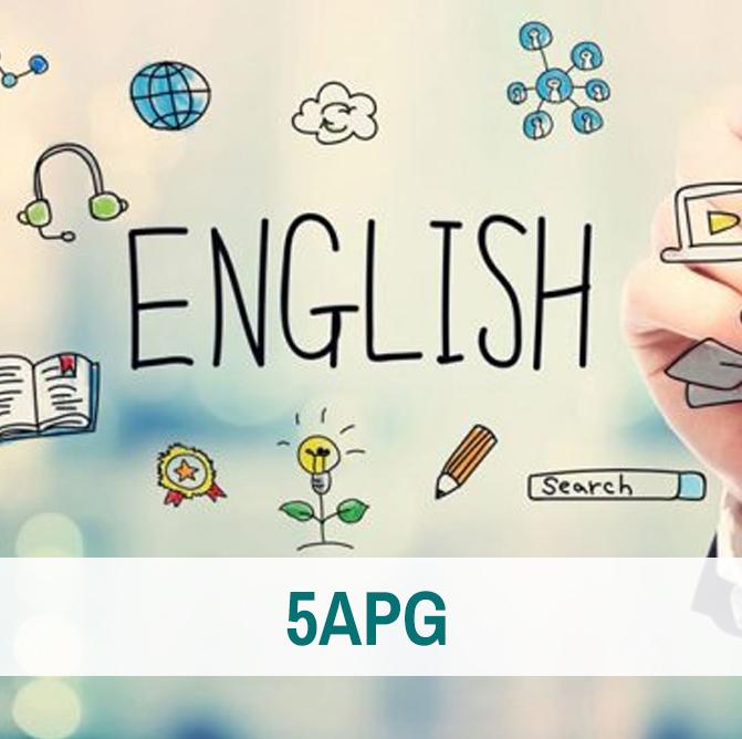 5APG-ENGLISH course image