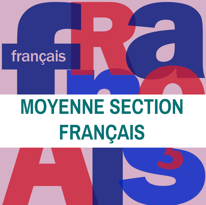 MOYENNE SECTION-FRANCAIS course image