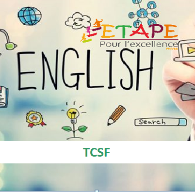 TCSF-ENGLISH course image